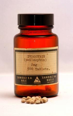 Psilocybin / Indocybin Sandoz Medicine